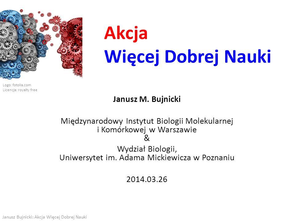 Prof.dr hab. Janusz M.