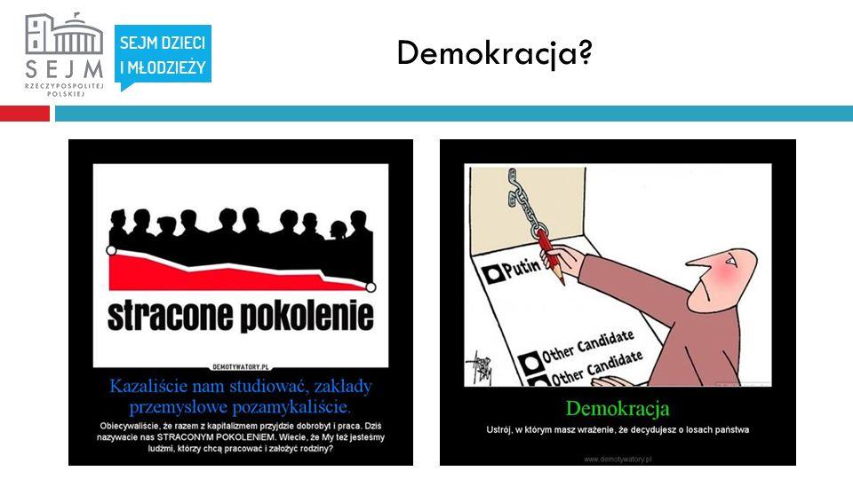 Demokracja?