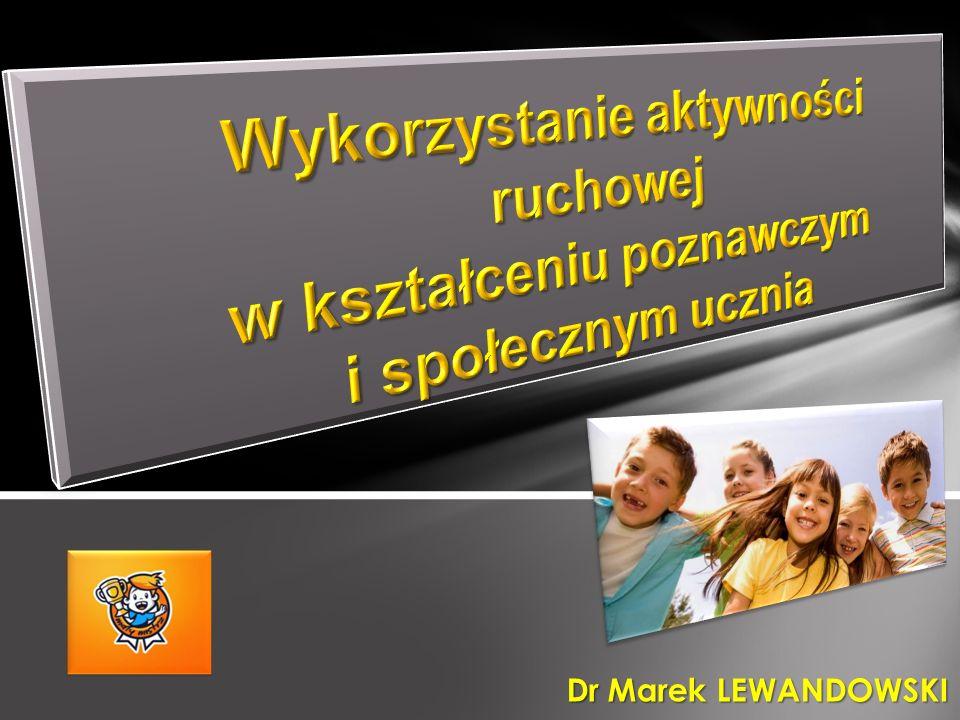 Dr Marek LEWANDOWSKI