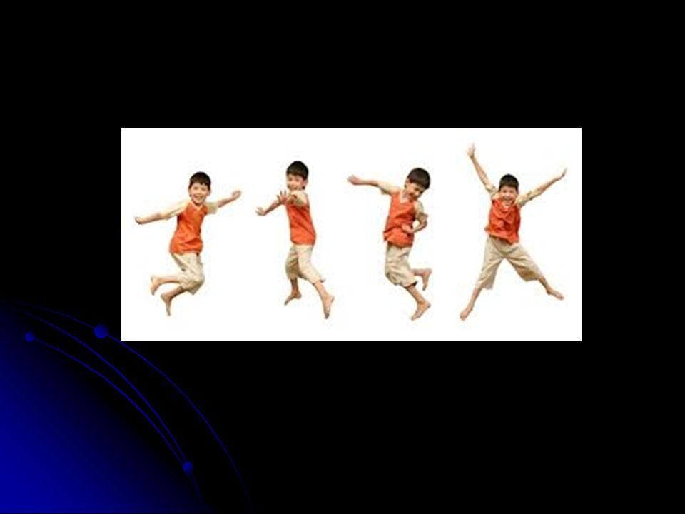 Gimnastyka powinna by dla przedszkolaka radosną zabawą.