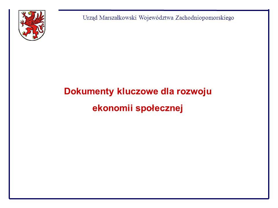Urząd Marszałkowski Województwa Zachodniopomorskiego 1.Ustawa z dnia 12 marca 2004 r.