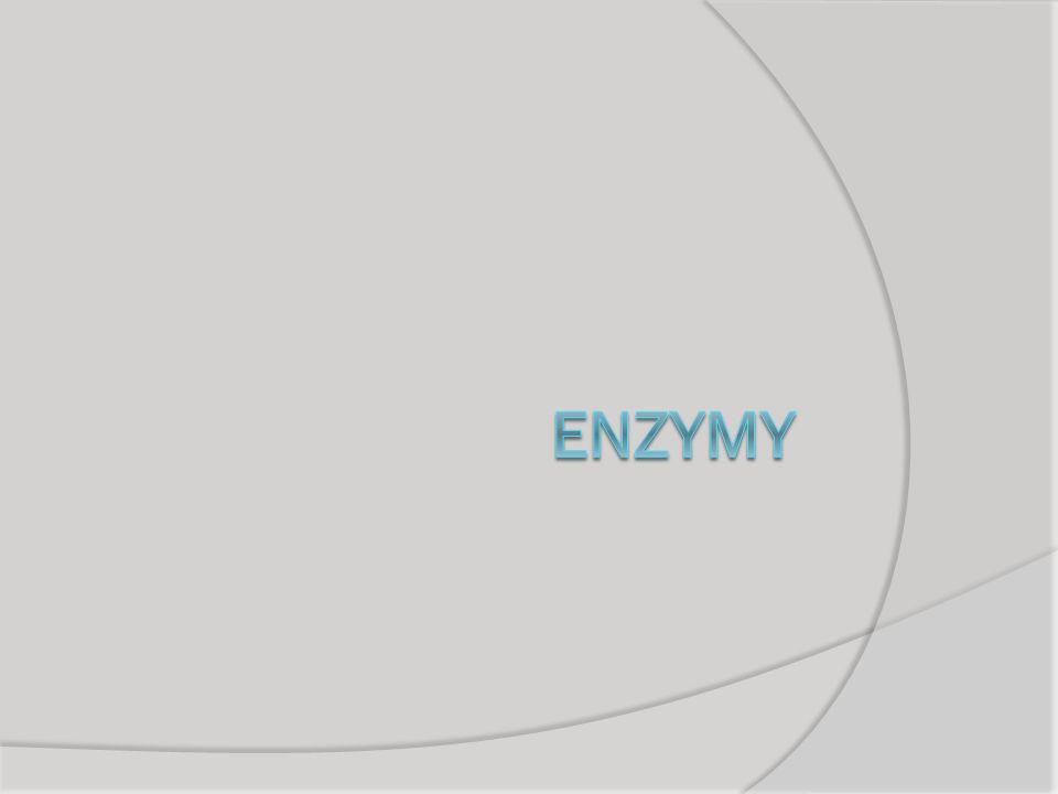 Czynniki wpływające na szybkość reakcji enzymatycznych: Stężenie substratu Temperatura Wartość pH środowiska Stężenie jonów Obecność substancji aktywujących lub hamujących