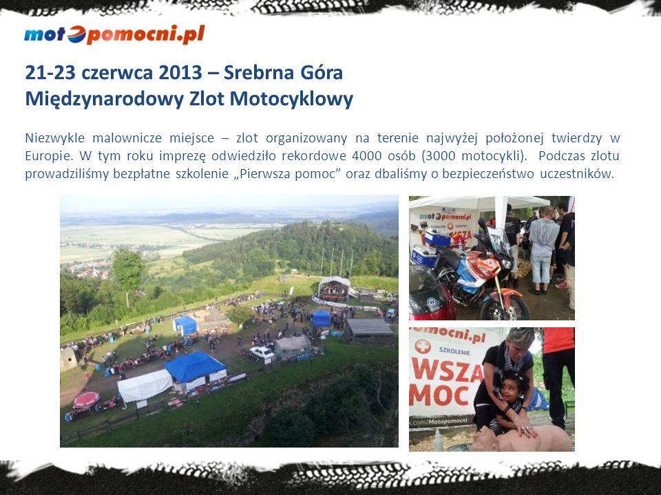 11-14 lipca 2013 – Łagów Międzynarodowy Zlot Motocyklowy Prawdopodobnie największy zlot motocyklowy w Polsce.