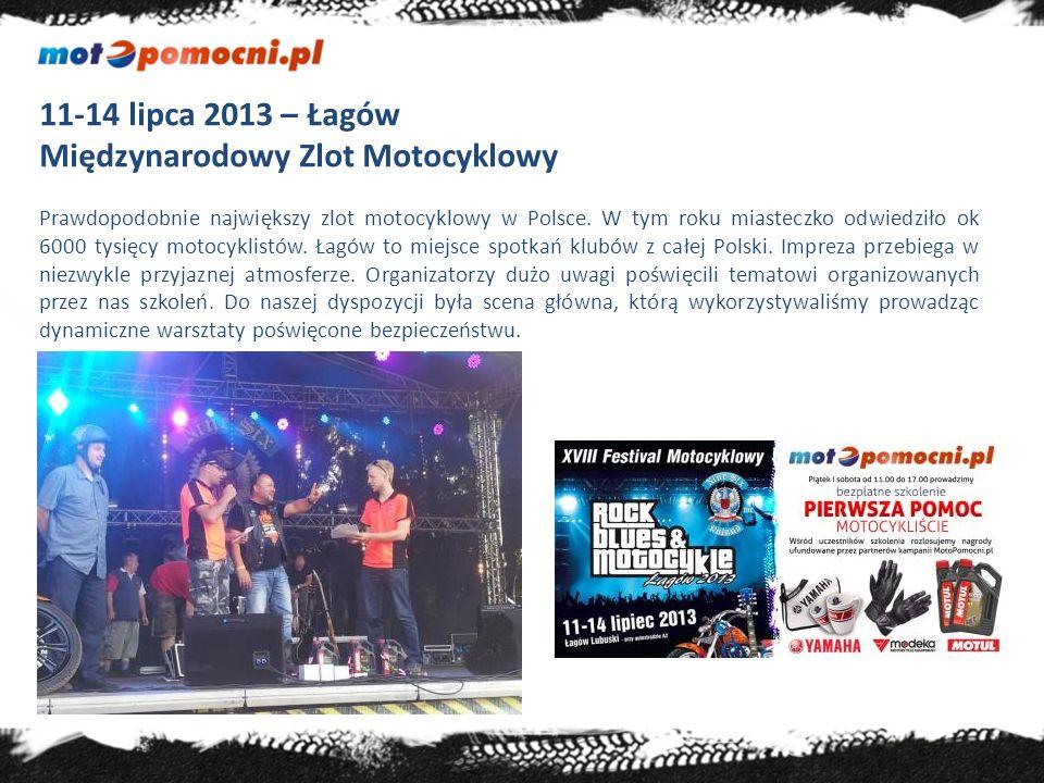 26-28 lipca 2013 – Maniów Zlot Motocyklowy Maniów to niewielkie miasteczko położone 30 km od Wrocławia.