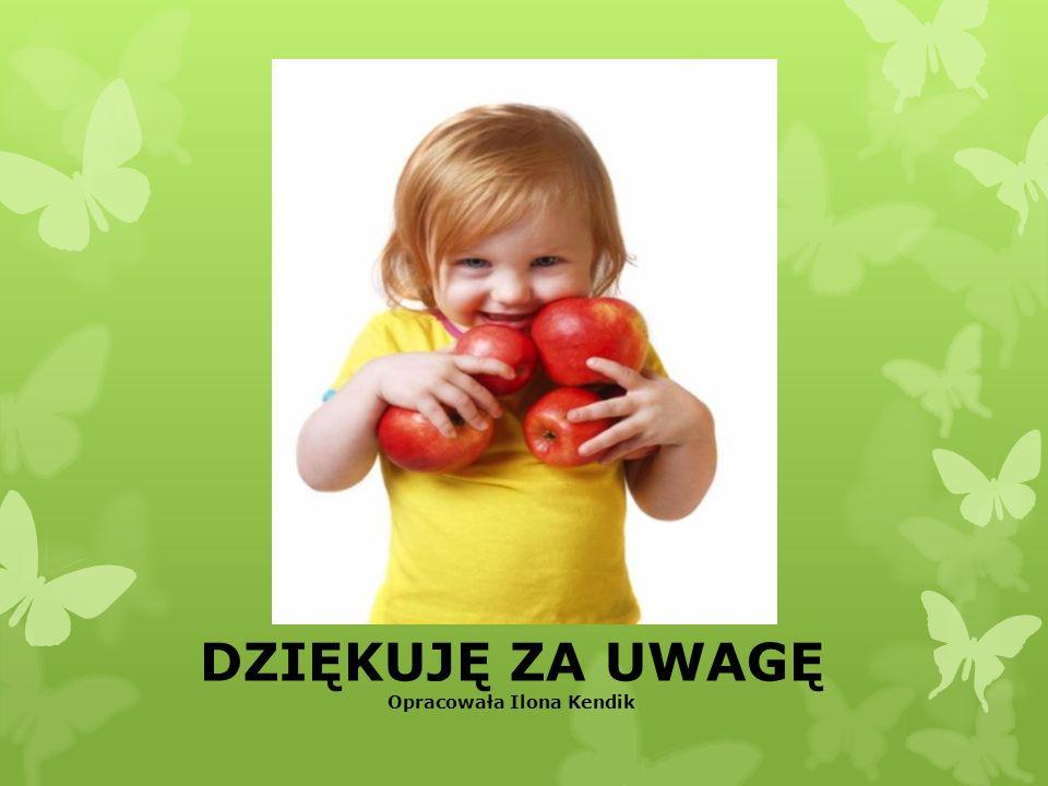 DZIĘKUJĘ ZA UWAGĘ Opracowała Ilona Kendik