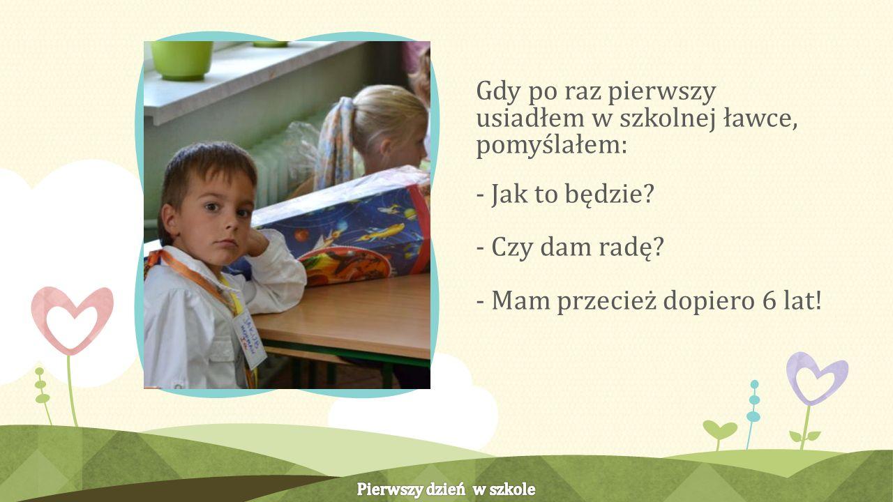 6-latki dbają o zdrowie i bezpieczeństwo…