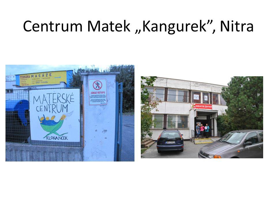 Centrum Matek Kangurek, Nitra