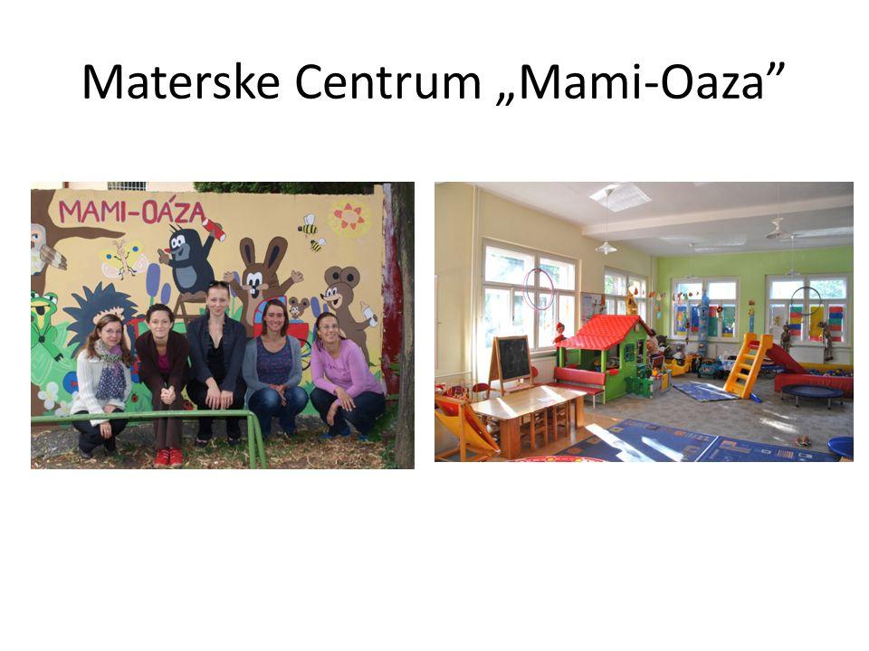 Materske Centrum Mami-Oaza