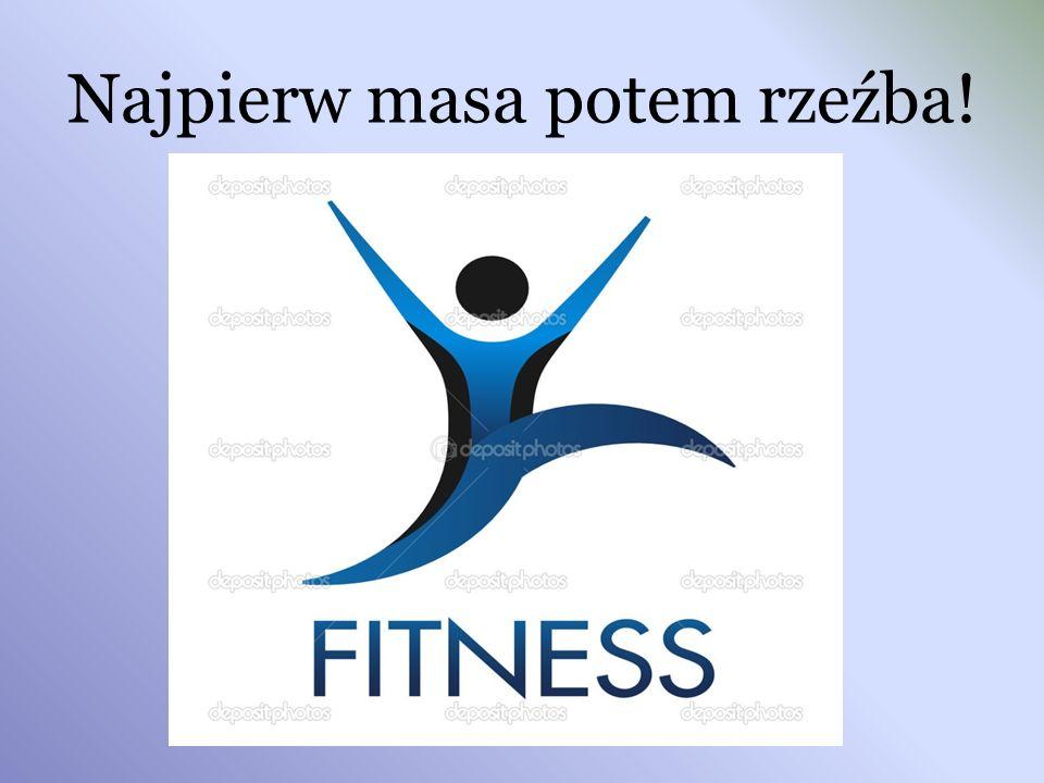 Co to jest Fitness.