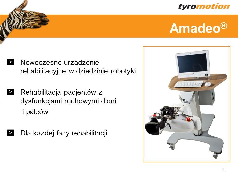 Titelmasterformat Nowoczesne urządzenie rehabilitacyjne w dziedzinie robotyki Rehabilitacja pacjentów z dysfunkcjami ruchowymi dłoni i palców Dla każd