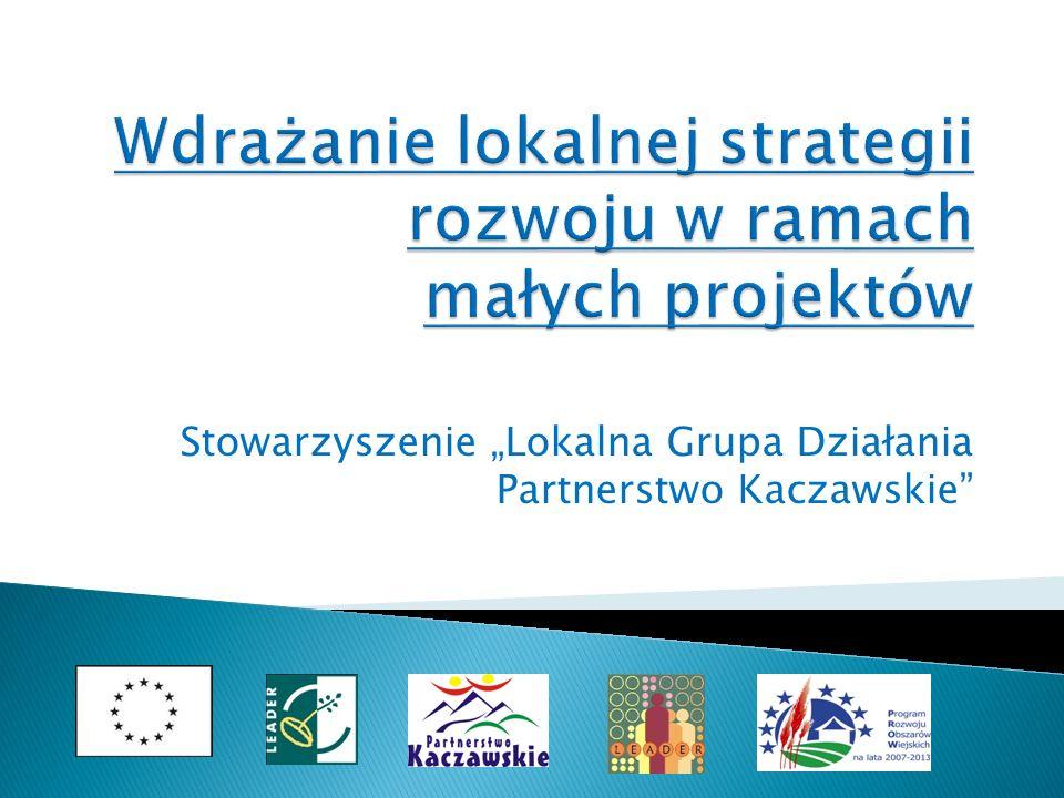 Stowarzyszenie Lokalna Grupa Działania Partnerstwo Kaczawskie