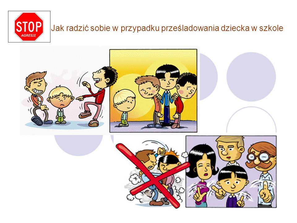 Jak radzić sobie w przypadku prześladowania dziecka w szkole