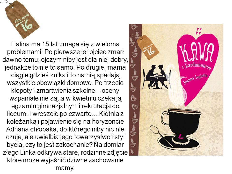 Jest to następna część Kawy z kardamonem.