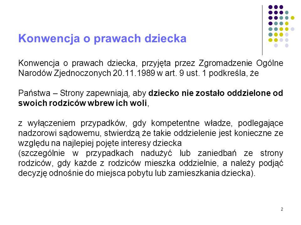 Ustawa z dnia 09 czerwca 2011 o wspieraniu rodziny i systemie pieczy zastępczej (Dz.U.