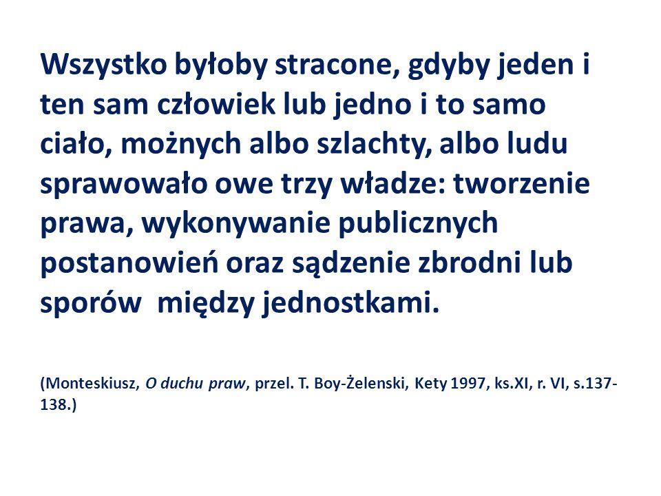 Ze względu na swoją jedność, którą uważa się za odziedziczoną [po przodkach należących do wspólnego rodu], państwo nazywa się także narodem (Stammvolk - gens).