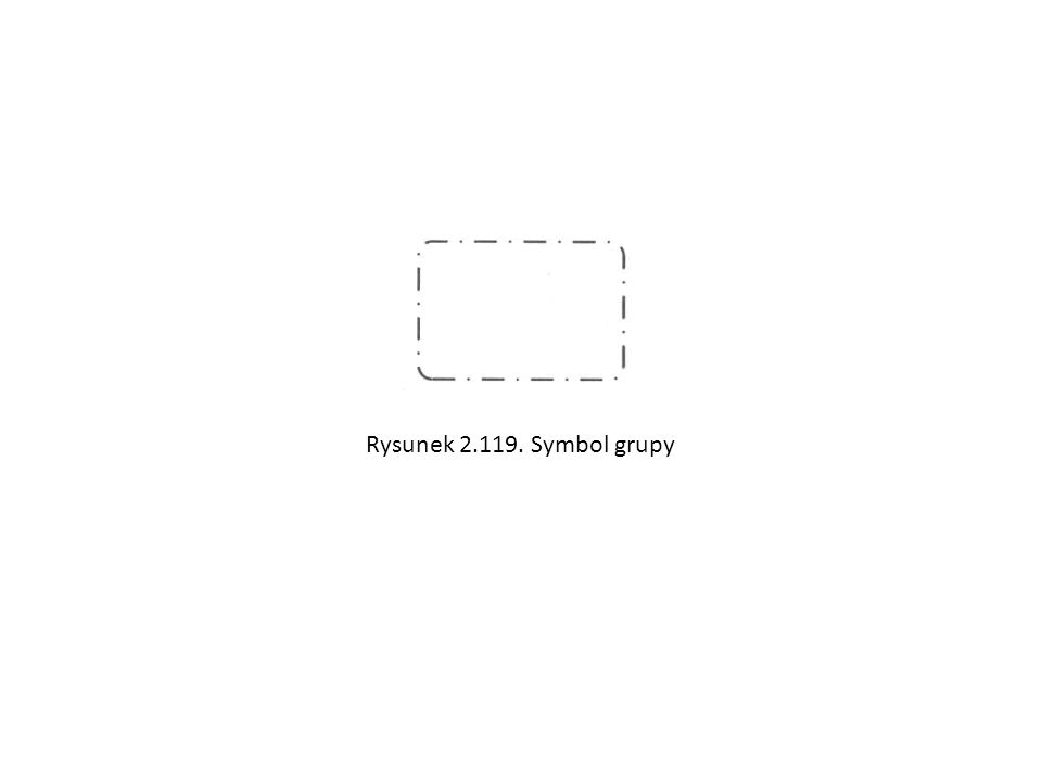 Rysunek 2.119. Symbol grupy