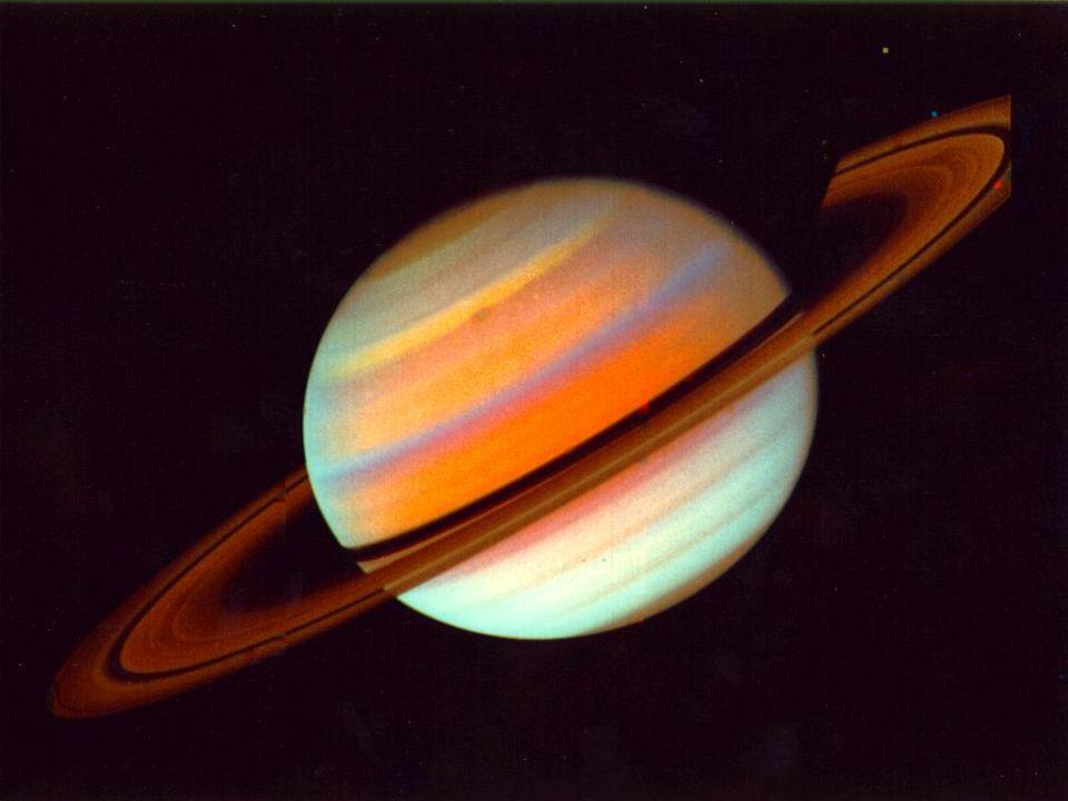 Saturn – Gaxowy olbrzym, szósta planeta Ikładu słonecznego pod względem oddalenia od Słońca, druga po Jowiszu pod względem masy i wielkości.