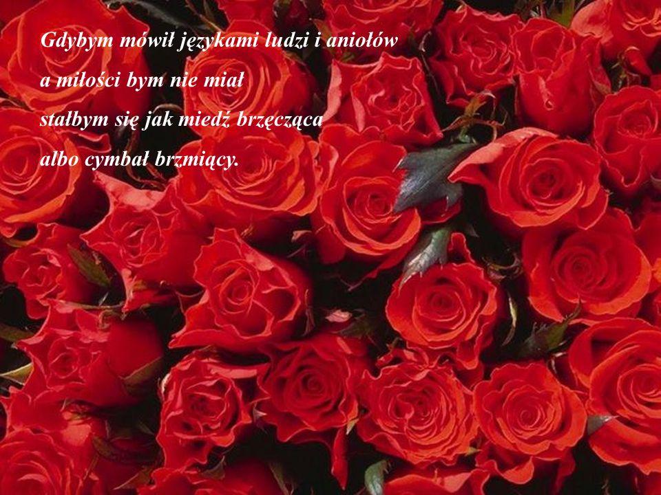 Św. Paweł Hymn o miłości