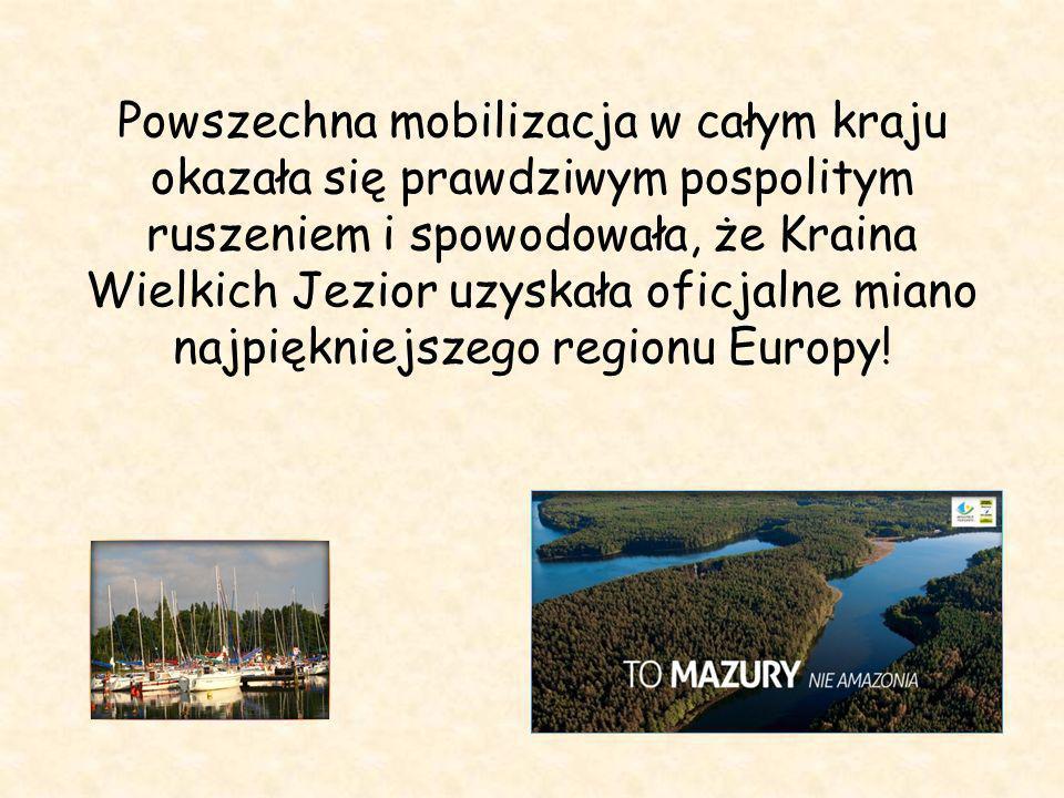 Moja niedługa prezentacja, zatytułowana Mazury – Polski cud świata, przytacza kilka informacji nt. Krainy tysiąca jezior. Prezentacja sama w sobie, ma