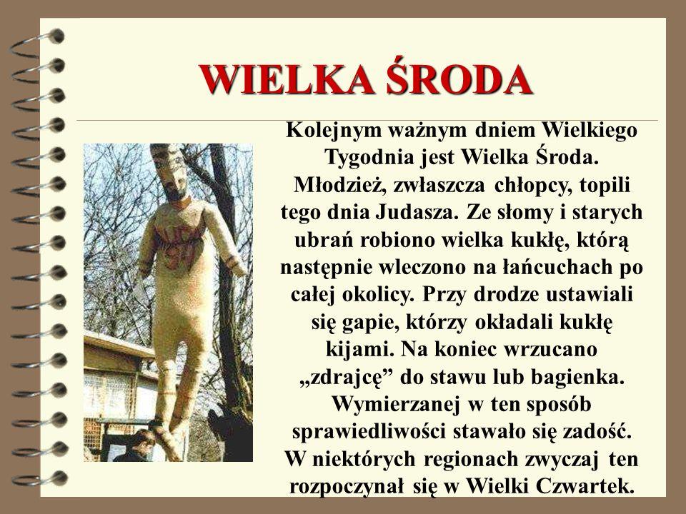 PUCHEROKI W podkrakowskiej wsi Bibice co roku w Palmową Niedzielę o piątej rano pukają do drzwi i okien Pucheroki.