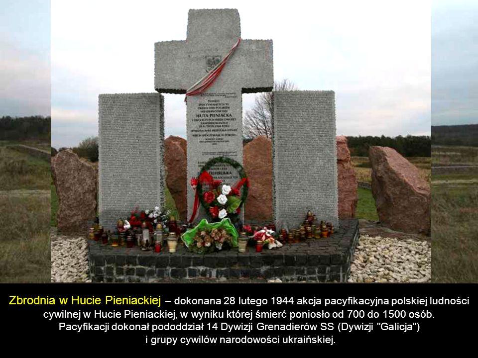 Roman Szuchewycz – jeden z czołowych dowódców UPA, osławiony Taras Czuprynka jest bohaterem tablicy pamiątkowej umieszczonej... na ścianie polskiej sz