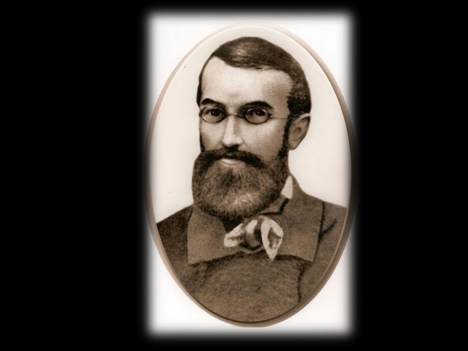 Urodził się w Grabonogu w Wielkopolsce, w głęboko religijnej i patriotycznej rodzinie ziemiańskiej.