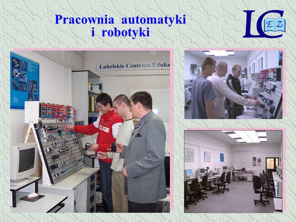 Pracownia automatyki i robotyki