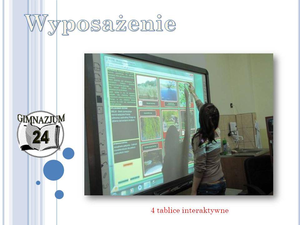 4 tablice interaktywne