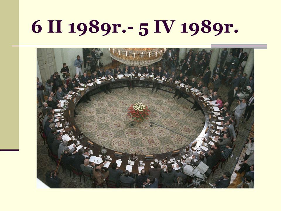 Zbigniew Bujak Umowa Okrągłego Stołu oznaczała całkowitą przebudowę ustroju państwa.