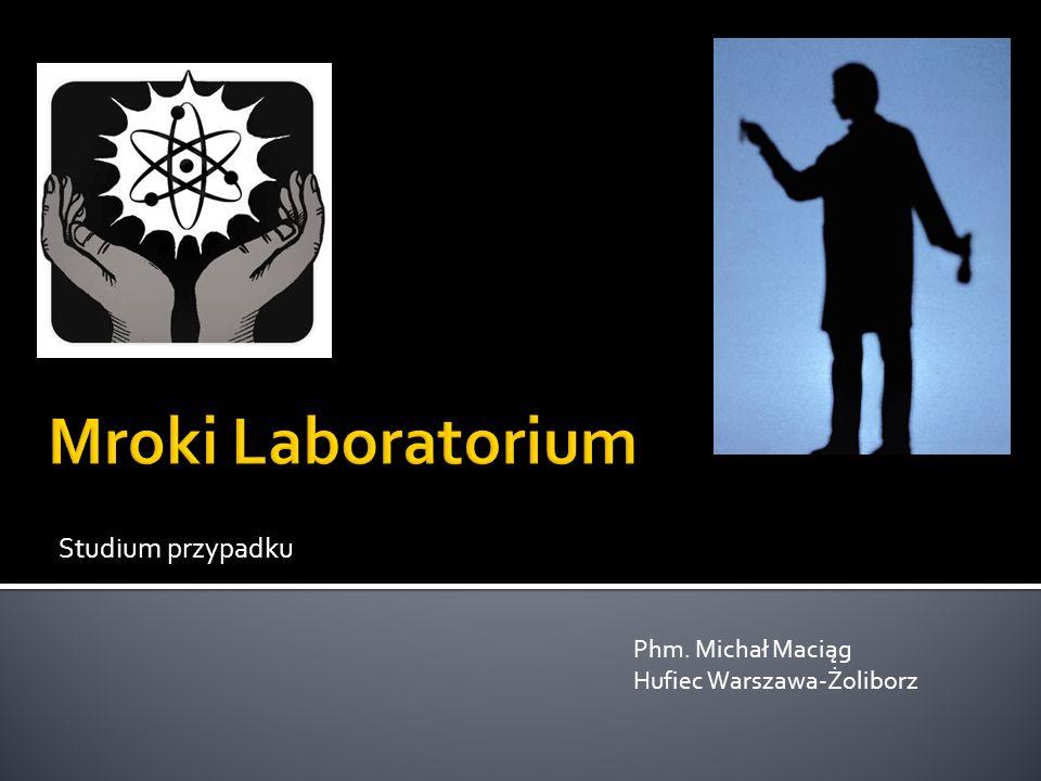 Studium przypadku Phm. Michał Maciąg Hufiec Warszawa-Żoliborz