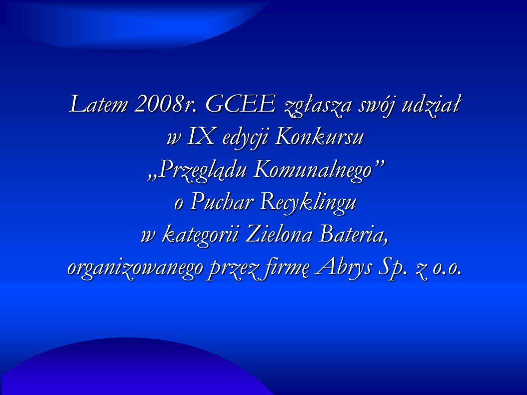Latem 2008r.