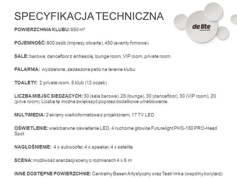 KONTAKT Iza Grygo Event Manager iza.grygo@deliteclub.com +48 667 959 171 Biuro: After Hours Sp.