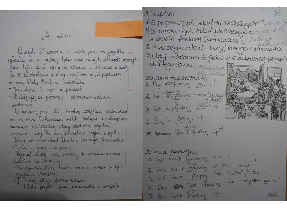 Trudności ułożenie kryteriów oceny zadań do prac z niższych poziomów wg taksonomii Blooma (np.