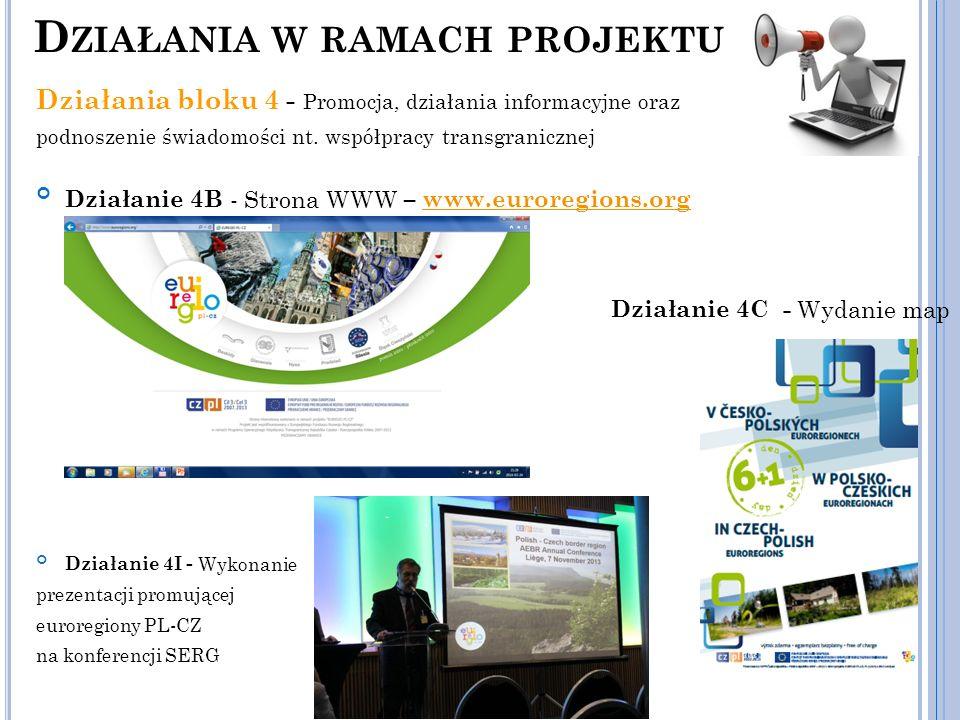 Projekt EUREGIO PL-CZ jest współfinansowany z Europejskiego Funduszu Rozwoju Regionalnego w ramach Programu Operacyjnego Współpracy Transgranicznej Republika Czeska - Rzeczpospolita Polska 2007-2013 PRZEKRACZAMY GRANICE To co słyszę, zapominam; to co widzę, pamiętam; to co robię, rozumiem - Konfucjusz, 451 p.n.e.