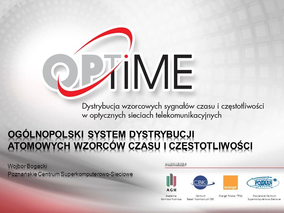 Akademia Górniczo Hutnicza Centrum Badań Kosmicznych CBK Orange Polska - TPSAPoznańskie Centrum Superkomputerowo-SieciowePARTNERZYPARTNERZY