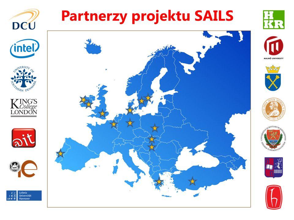 Partnerzy projektu SAILS