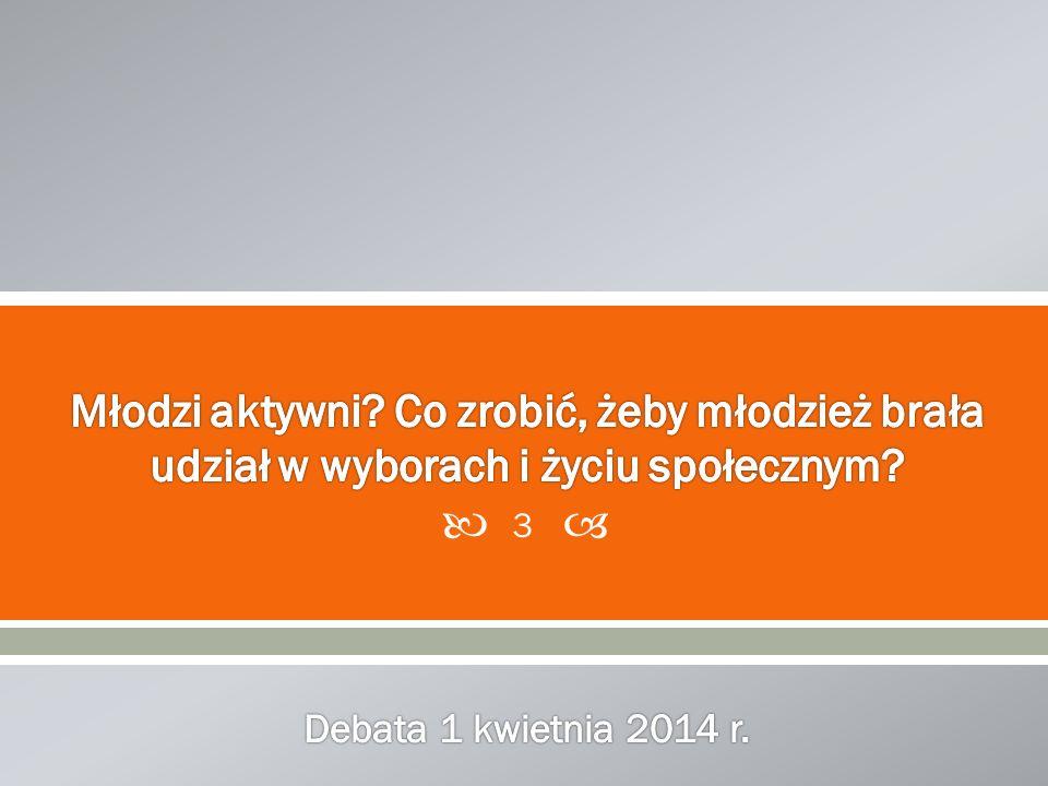Elementarnym wyrazem współczesnego patriotyzmu każdego pełnoletniego Polaka powinno być uczestnictwo w wyborach.