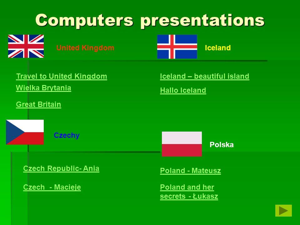 My addres e-mail: mkupryciuk@wp.plmkupryciuk@wp.pl – teacher computers technology mkupryciuk@wp.pl