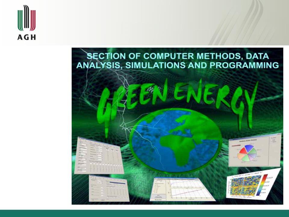 Działalność Koła GREEN ENERGY XLV SESJA STUDENCKICH KÓŁ NAUKOWYCH PIONU HUTNICZEGO 20 maja 2008