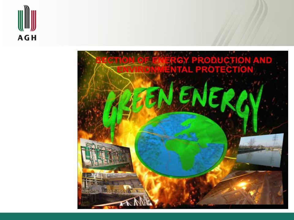 O Kole Naukowym GREEN ENERGY Koło Naukowe GREEN ENERGY powstało w 1999 roku z inicjatywy dr inż.