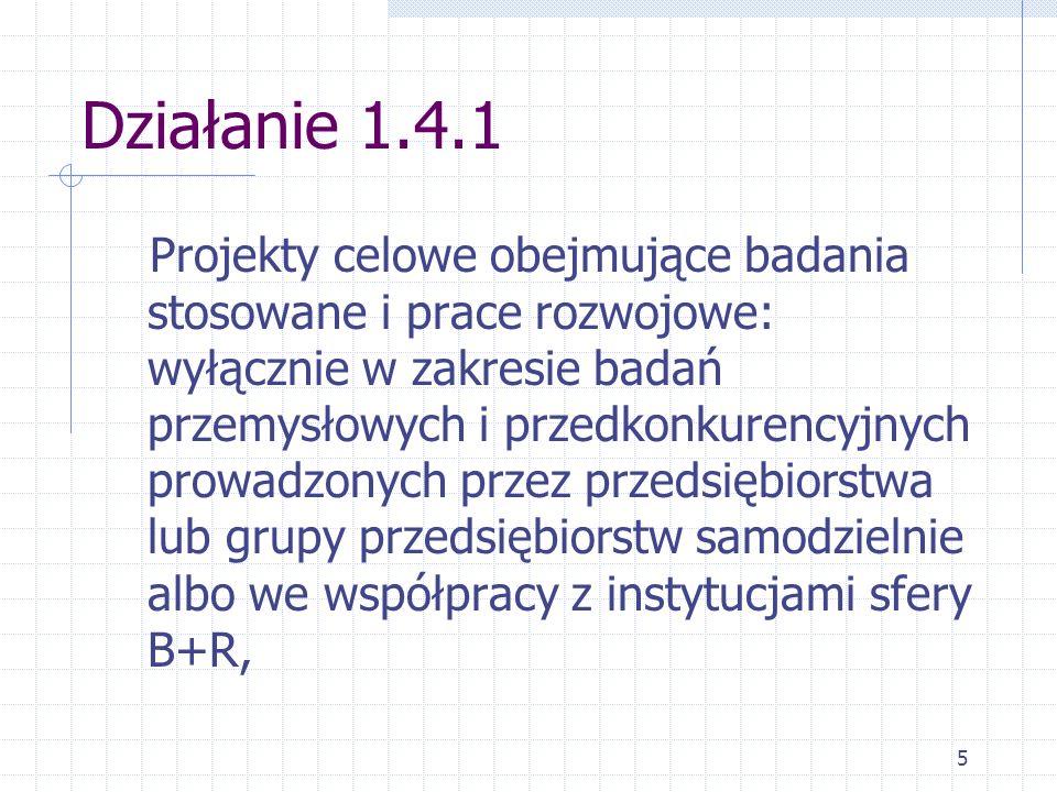 36 Studium wykonalności Przykładowa struktura 1.Definicja projektu 2.