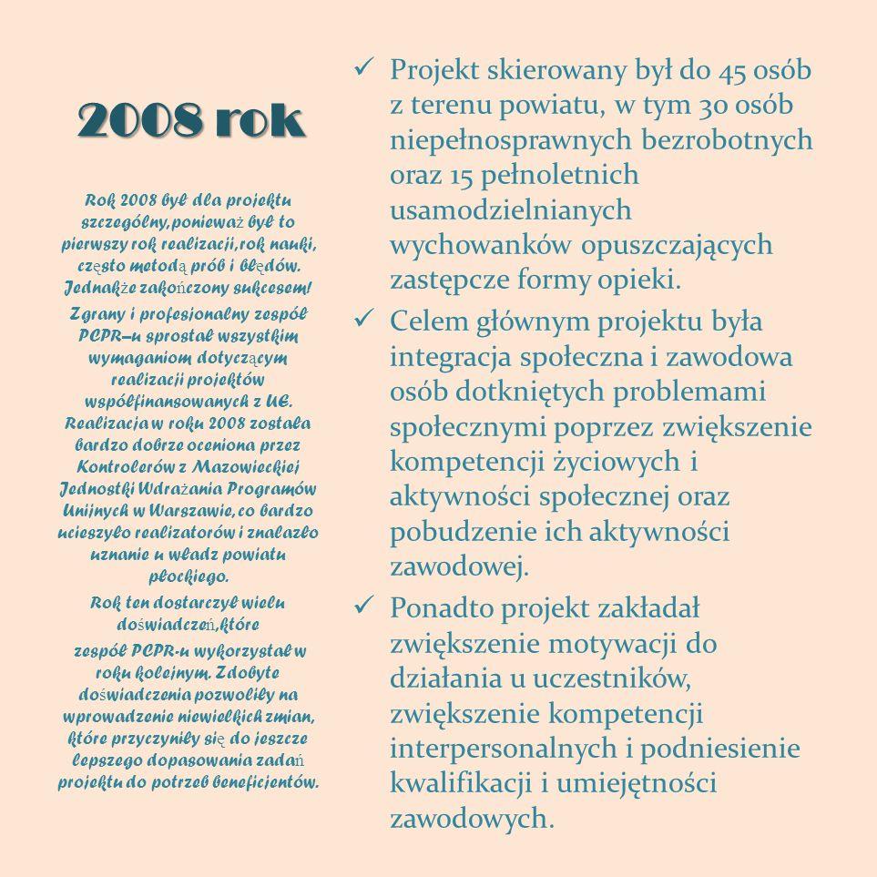 Foto – wspomnienie warsztatów w Soczewce Pani Małgorzata Lewandowska Dyrektor PCPR w Płocku wita uczestników warsztatów.