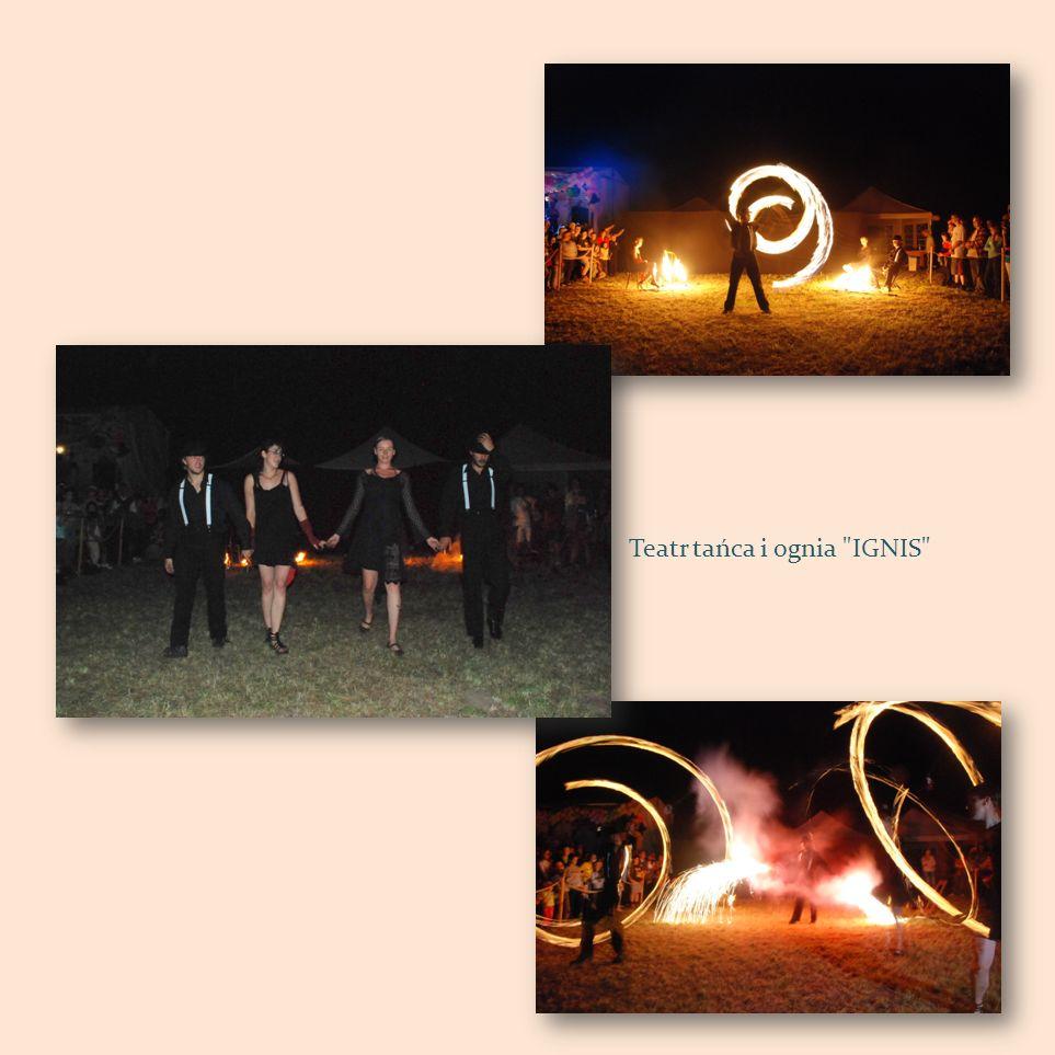 Teatr tańca i ognia
