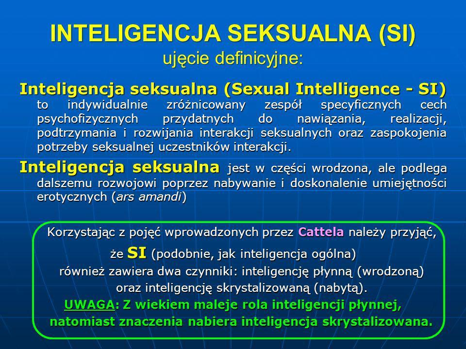 SEKSUALNOŚĆ CZŁOWIEKA - definicja Seksualność człowieka to zespół indywidualnych właściwości odnoszących się do biologicznych, mentalnych, emocjonalnych i behawioralnych aspektów jego funkcjonowania seksualnego.