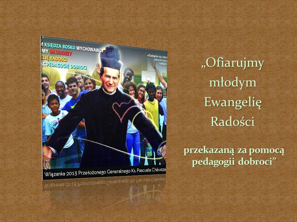Ofiarujmy młodym Ewangelię Radości