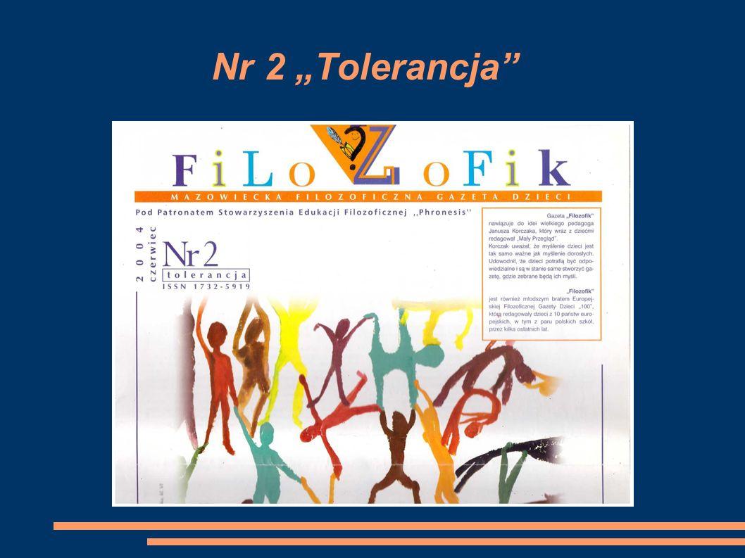 Nr 2 Tolerancja