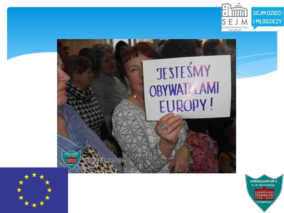 Zapraszamy Państwa do dyskusji na temat tego, co Unia Europejska zmieniła w Waszym życiu lub w naszej miejscowości i jak lepiej wykorzystywać możliwości do rozwoju osobistego, jakie oferują programy europejskie.