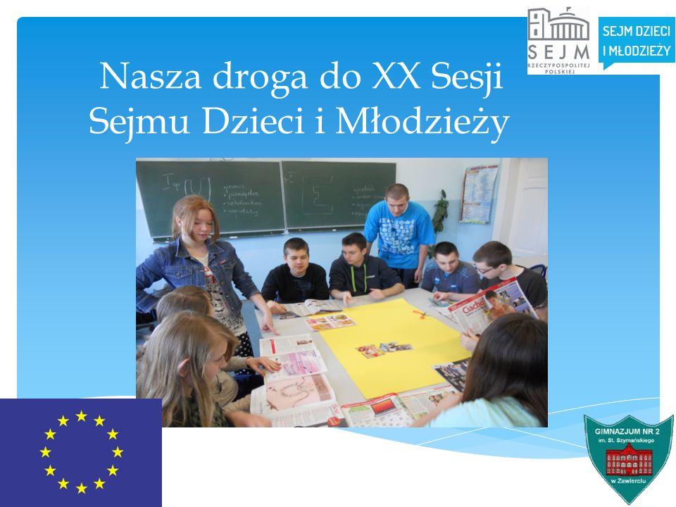 Co zrobić, aby młodzi ludzie częściej korzystali z oferty programów europejskich i korzyści, jakie niesie ze sobą proces integracji europejskiej.