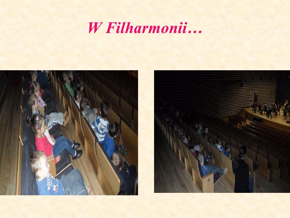 W Filharmonii …
