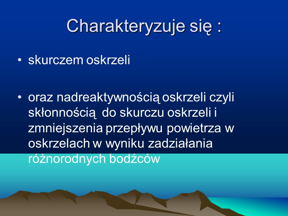 Większość chorych na astmę ma objawy alergicznego zapalenia błony śluzowej nosa Adapted from Bousquet J et al J Allergy Clin Immunol 2001;108(suppl 5):S147–S334; Sibbald B, Rink E Thorax 1991;46:895–901; Leynaert B et al J Allergy Clin Immunol 1999;104:301–304; Brydon MJ Asthma J 1996:29–32.